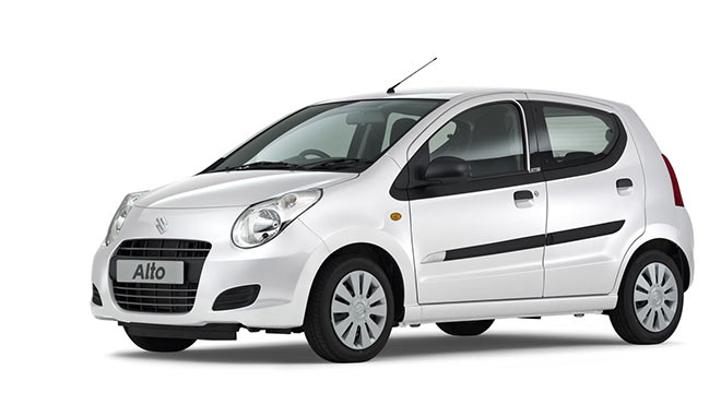 Suzuki Alto 1.0cc or Similar